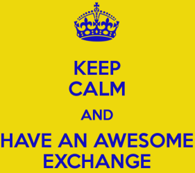 keep-calm-and-have-an-awesome-exchange